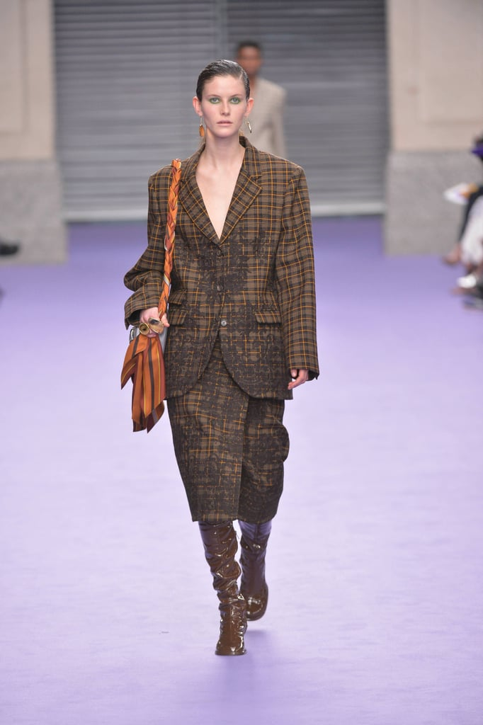 Mulberry Autumn Winter 2017 at London Fashion Week  69898f5ac2d12