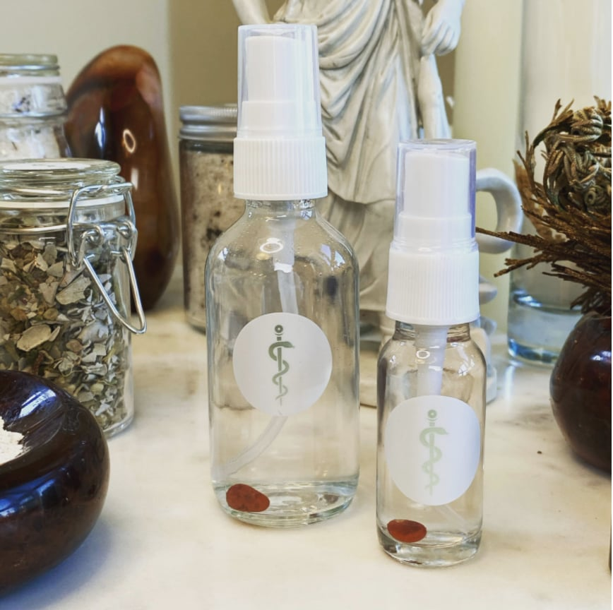 Sphere + Sundry Water of Asclepius III Spray