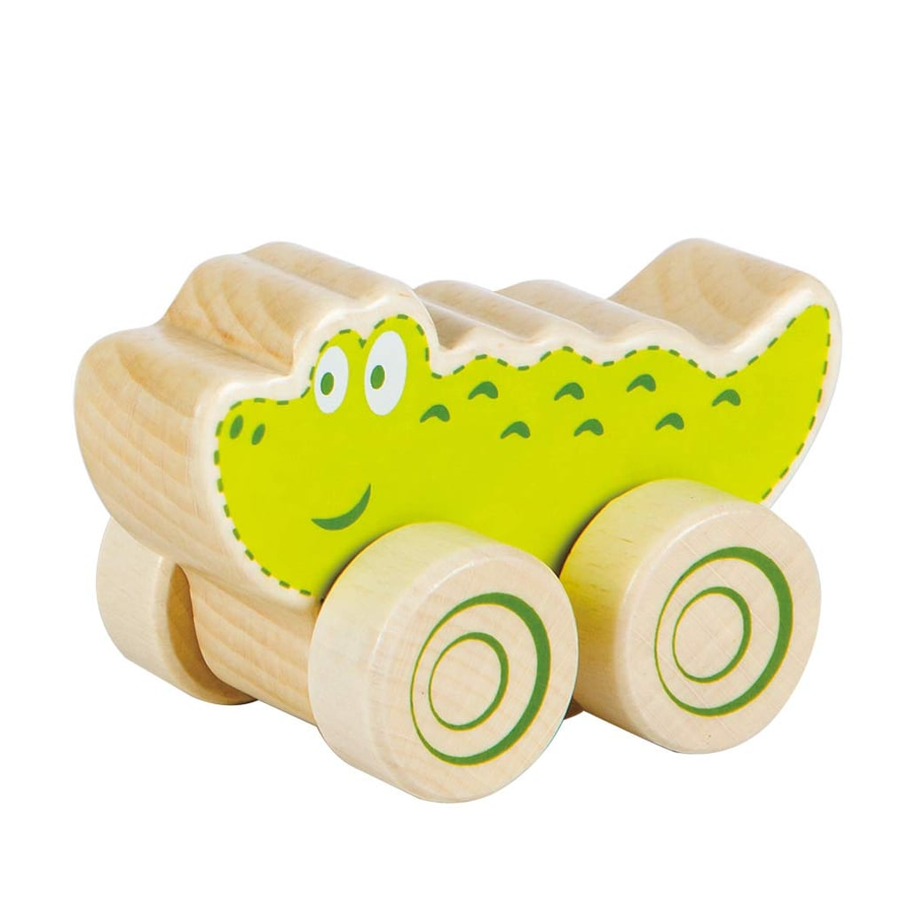 Fat Brain Toys Nature Buddies Wooden Rollers