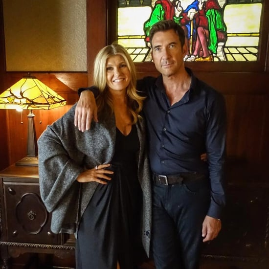 Connie Britton and Dylan McDermott's Murder House Reunion