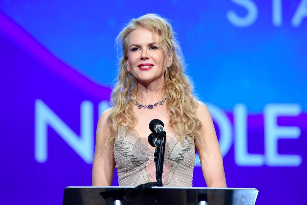Nicole Kidman Speech at Palm Springs Film Festival