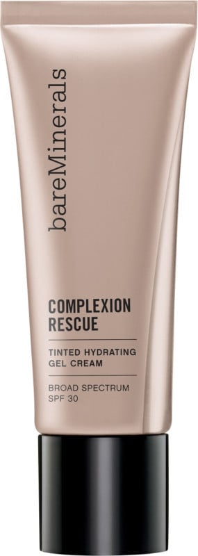 BareMinerals Complexion Rescue Tinted Hydrating Gel Cream Broad Spectrum SPF 30 ($30) comes in 16 shades.
