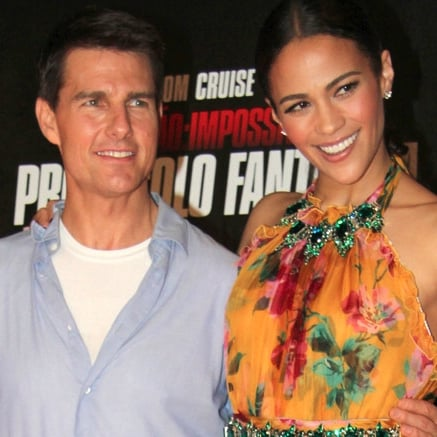 Tom Cruise Paula Patton MI4 Rio Premiere Pictures