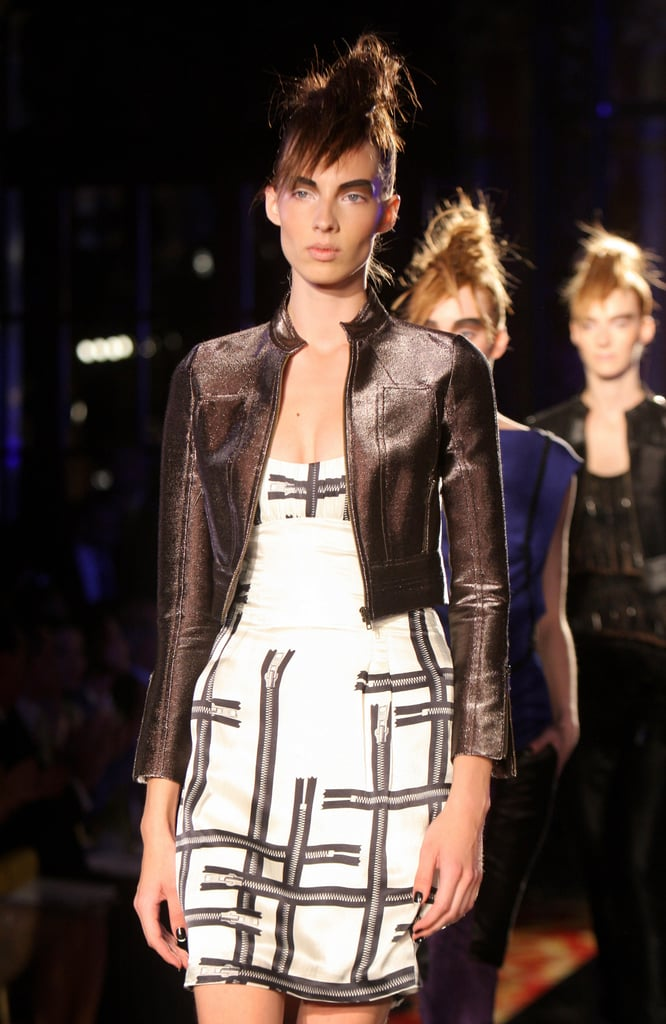Paris Fashion Week: Sirivannavari Spring 2009