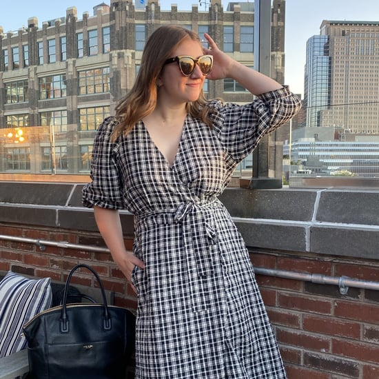 Target A New Day Plaid Dress Review 2021