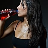 Mid-Workout: Grab a Sports Drink or Gel