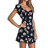Lucca Couture Short-Sleeve Minidress