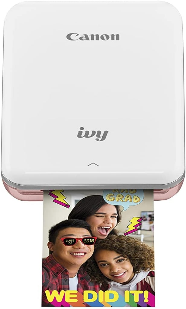 For the Photographer: Canon Ivy Mini Photo Printer For Smartphones