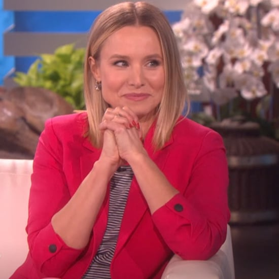 Kristen Bell Talking About Frozen 2 on The Ellen Show Video