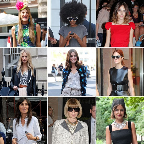 Our Fashion Week style directory: who to watch and how to get the look.