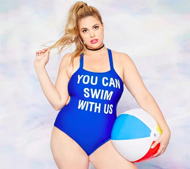 Dramatic One-Piece Swimsuits