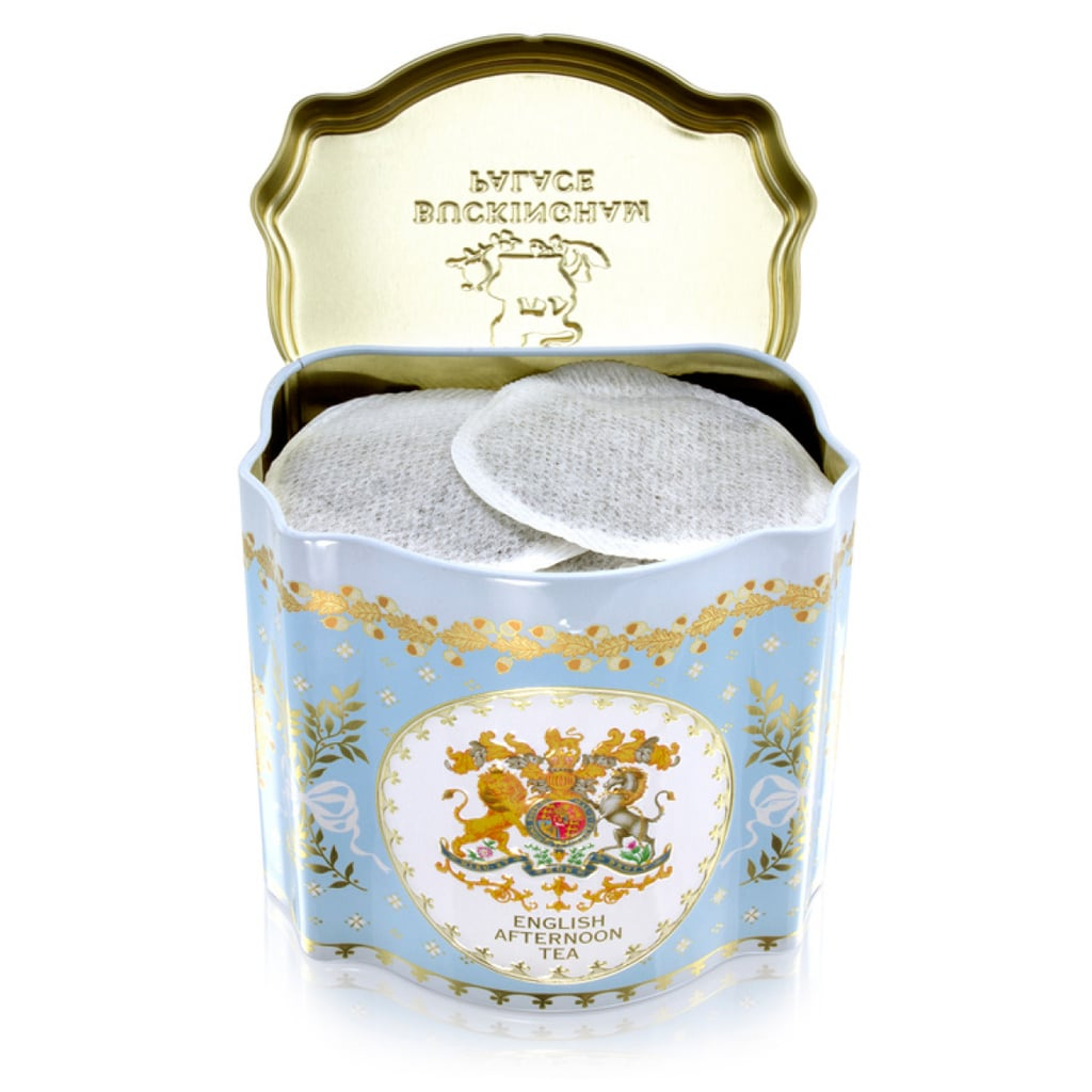 Buckingham Palace Afternoon Tea Caddy