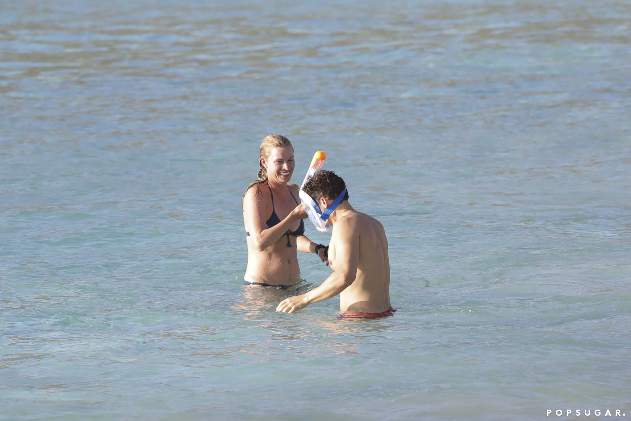 Orlando Bloom Shirtless On Vacation In St Barts March 2017 Popsugar Celebrity