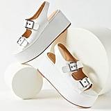 Urban Outfitters Harper Buckle Platform Sandal