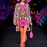 Umbrella Hats and Graphics Could Be Spotted on the Catwalk