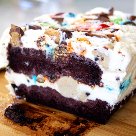 The Pioneer Woman's Ice Cream Cake Recipe With Photos