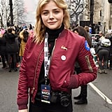 Pictured: Chloë Grace Moretz