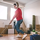 Keep your home clean so you don't have to buy expensive products to cut through the grime.