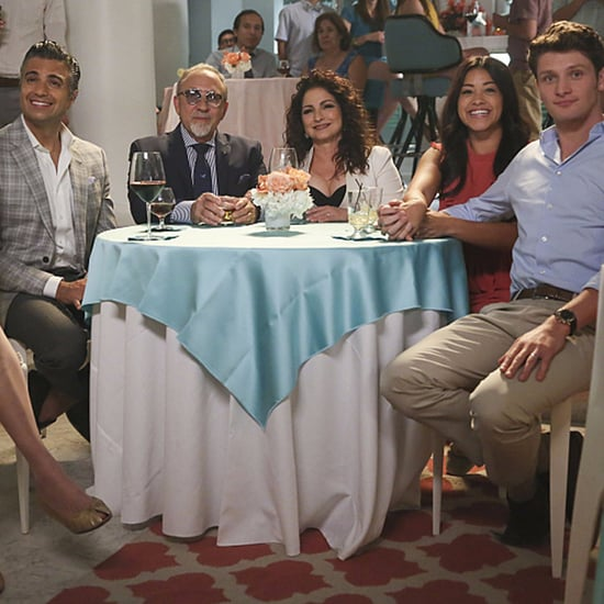 Gloria and Emilio Estefan on Jane the Virgin | Photos