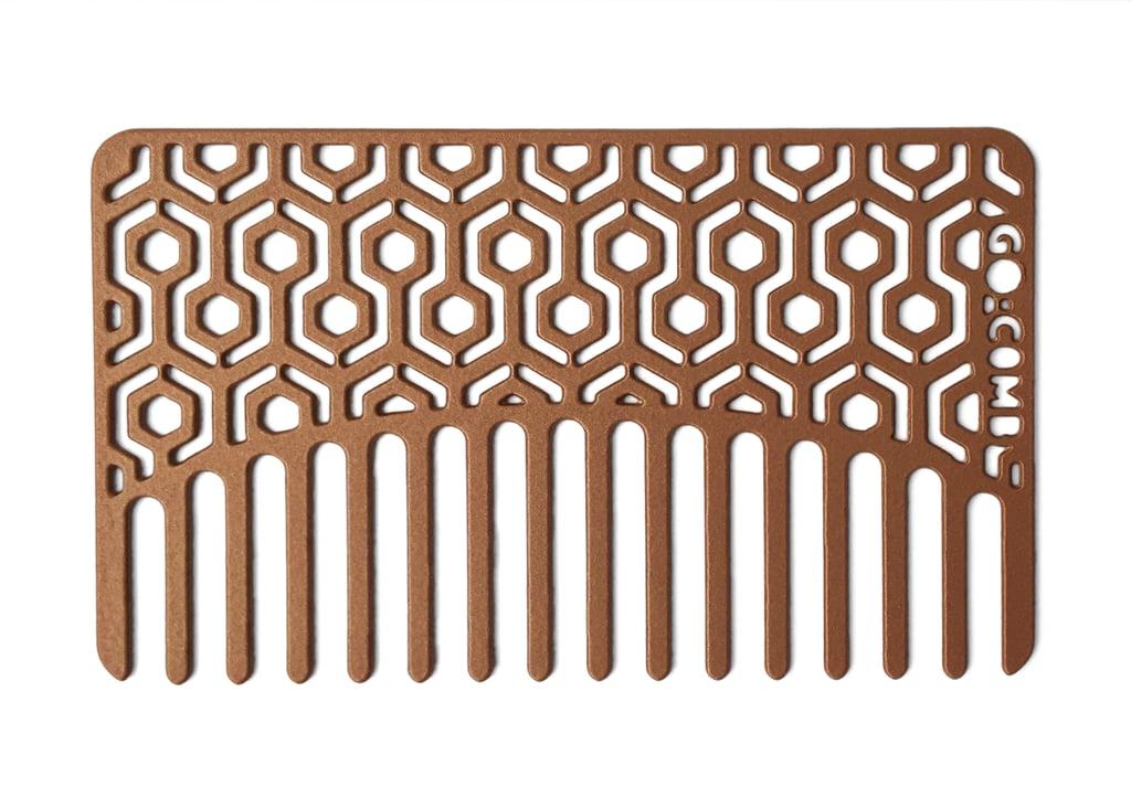 Copper Hexagon Go-Comb