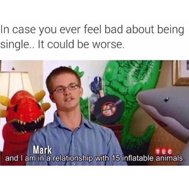 Funny Single Life Meme : Memes about being single popsugar australia love sex