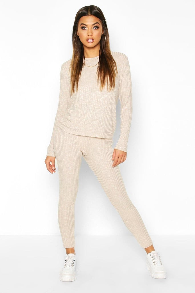 Slouchy Top and Skinny Jogger Co-Ord Set