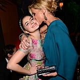 Ariel Winter and Julie Bowen