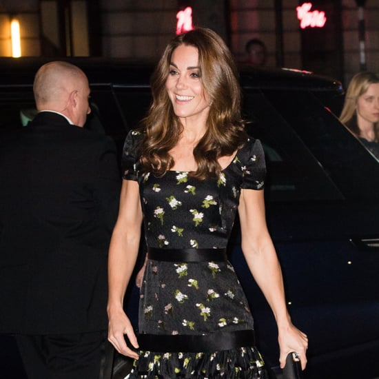Kate Middleton Alexander McQueen Dress March 2019
