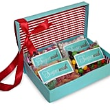I've been obsessed with giving (and getting!) Sugarwish assortments ($25-$65) since I learned about them last year. I have a notorious sweet tooth, and I simply love that the recipient is able to pick her own goodies, so you don't have to guess anyone's favorite candy. —Molly Goodson, VP of content