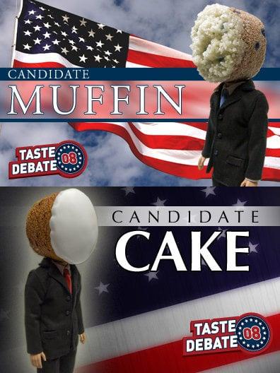 Hostess Taste Debate '08