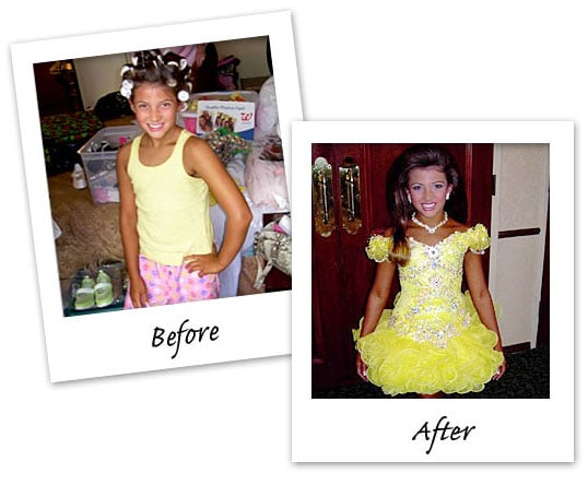 Toddlers and Tiaras: Tootie/Madison Split Personalities