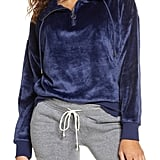 PJ Salvage Everyday Cozies Velour Top