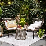 Latigo Rattan Patio Chat Set