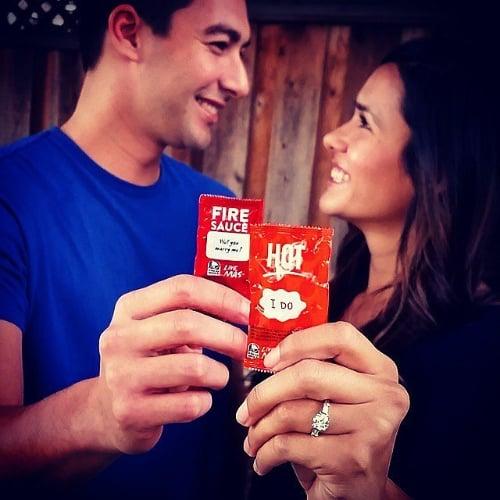 Engagement Announcement Photo Ideas Popsugar Love Sex