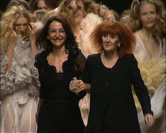 Fashion In 50 Seconds 10/01/08 With Sonia Rykiel, Paul Smith, and Browns
