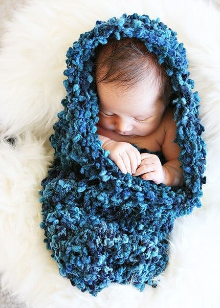 Prop Baby Cocoons: Kid Friendly or Are You Kidding?