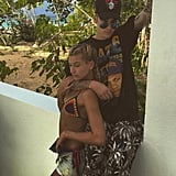 Justin Bieber and Hailey Baldwin Make Out in an Extremely Steamy Instagram Snap