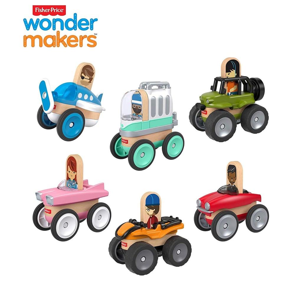 Fisher-Price Wonder Makers Vehicle Bundle Gift Set