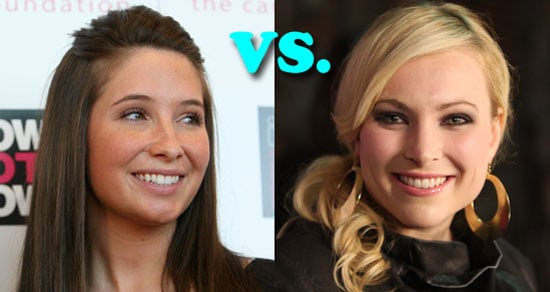 Meghan McCain Says Bristol Palin's Abstinence Mission Shows the Republicans Don't Understand Sex
