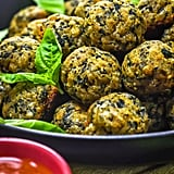 Pesto Parmesan Spinach Balls