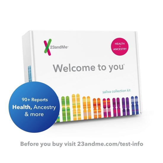 23andMe DNA Test Black Friday Cyber Monday Sale