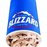 Dairy Queen Heath Caramel Brownie Blizzard