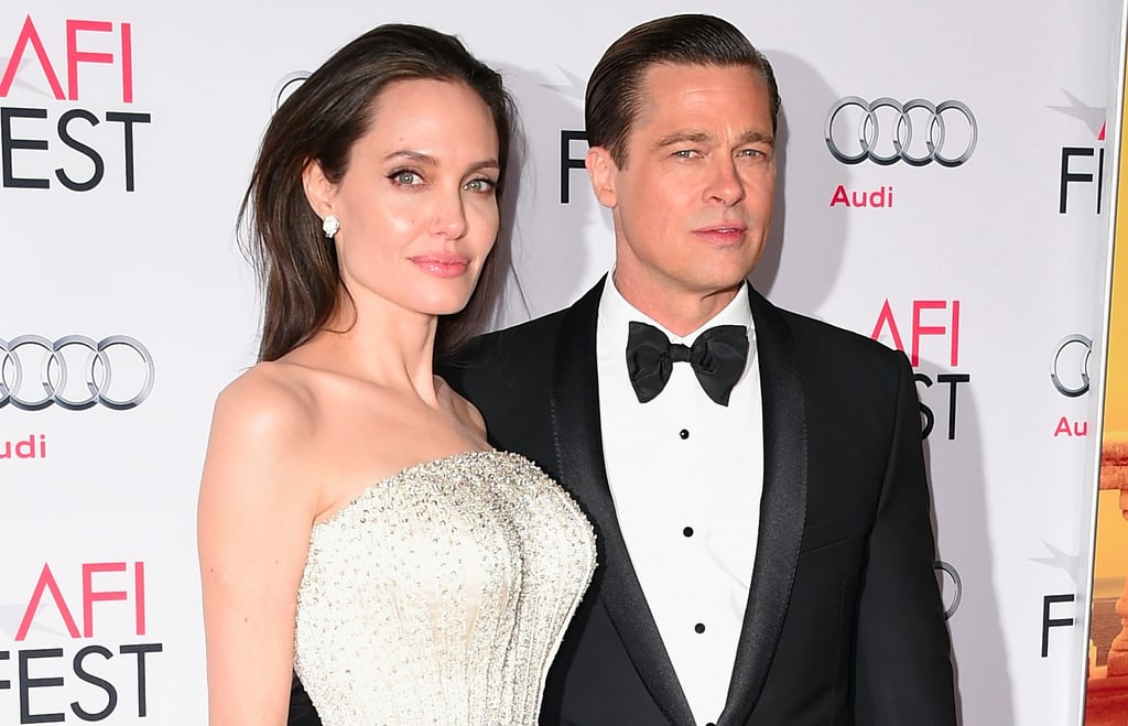 Brad Pitt and Angelina Jolie Quotes About Divorce