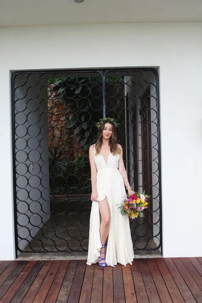 Boho Destination Wedding in Mexico