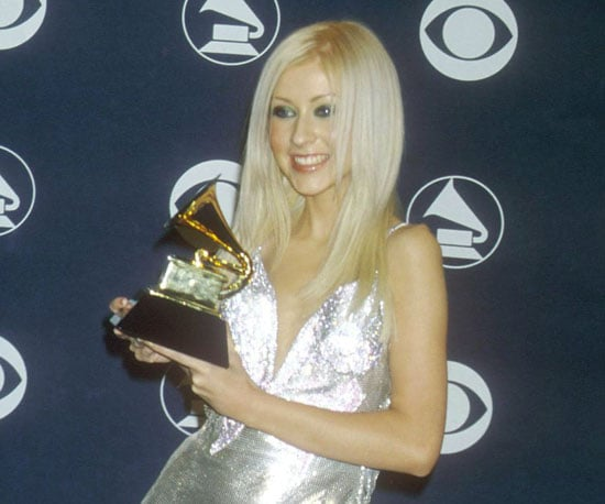 Christina Aguilera was the 2000 winner for Best New Artist.