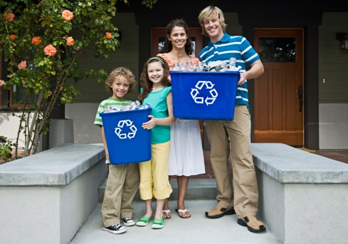5 Simple Tips For Families to Go Green