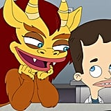 Big Mouth stars John Mulaney and Nick Kroll as two middle-schoolers going through puberty. You've most likely heard about how raunchy it is, but it's even more dangerously funny.  Watch Big Mouth on Netflix.
