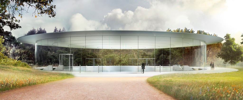 Apple's New Campus Will Make You Want To Land a Job With the Technology Giant ASAP
