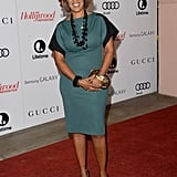 Gayle King hit the red carpet to show her support for her best friend, Oprah.