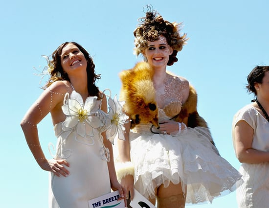Cup Day in New Zealand and Wearable Art Pictures